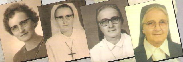 Ódor Teréz missziós nővér, majd rendfőnöknő