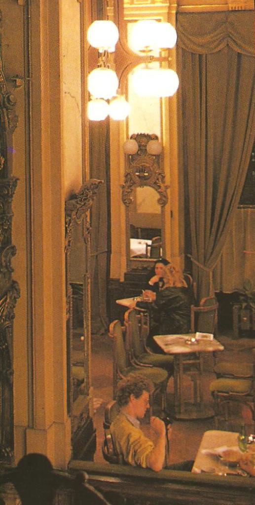 Budapesti volt Hungária Kávéház