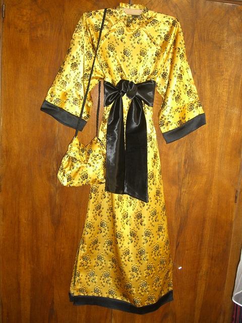 Mongol selyem alkalmi ruhám