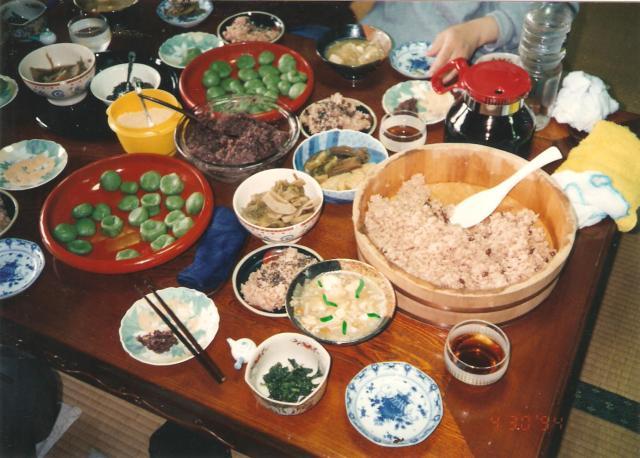 Japán vegetárius ételek