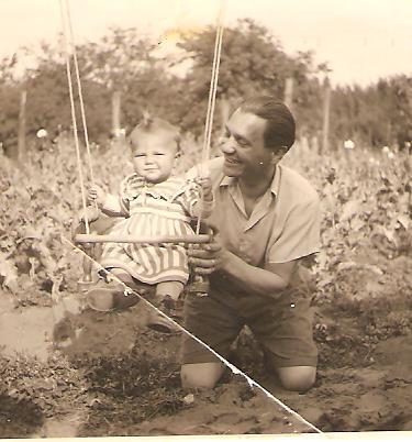 Első hintámban apámmal