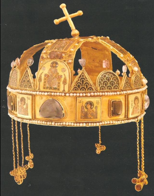 A Magyar Szentkorona (Országház)