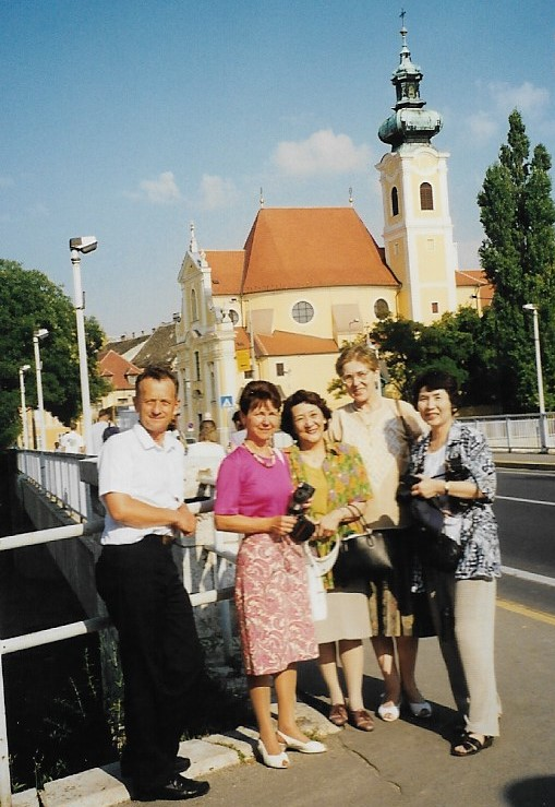 Győri városnézés